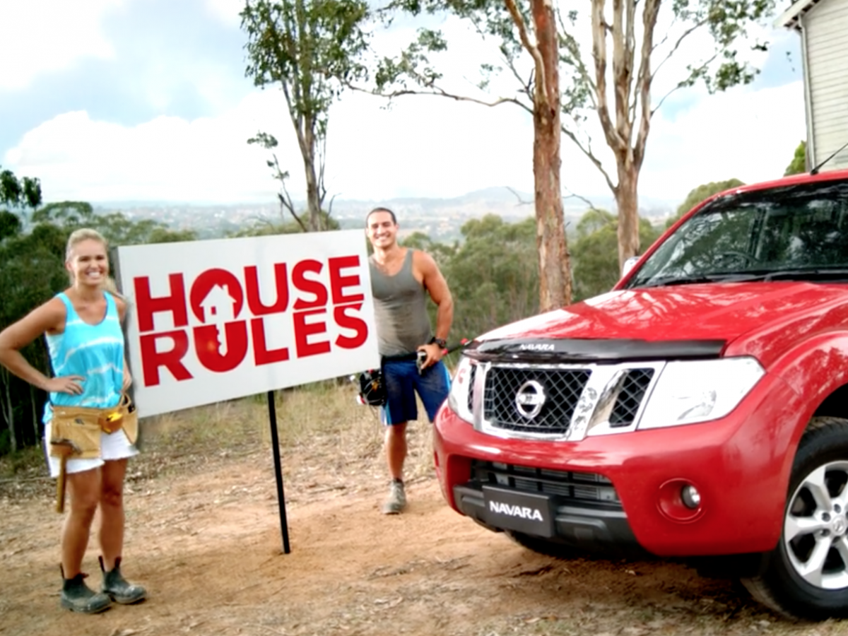 House Rules Nissan Navara 4×3